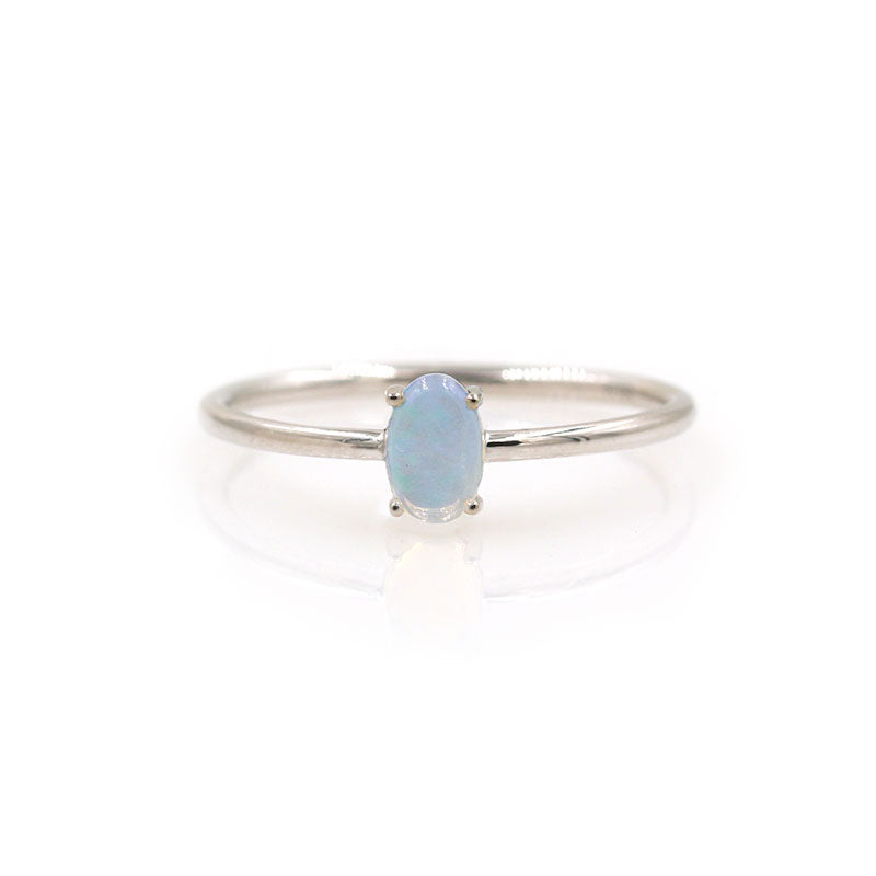 Illusive Opal Ring