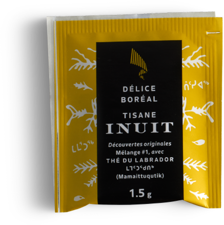 Tisane inuit - Du labrador par Signé Local vendu par SignéLocal.com