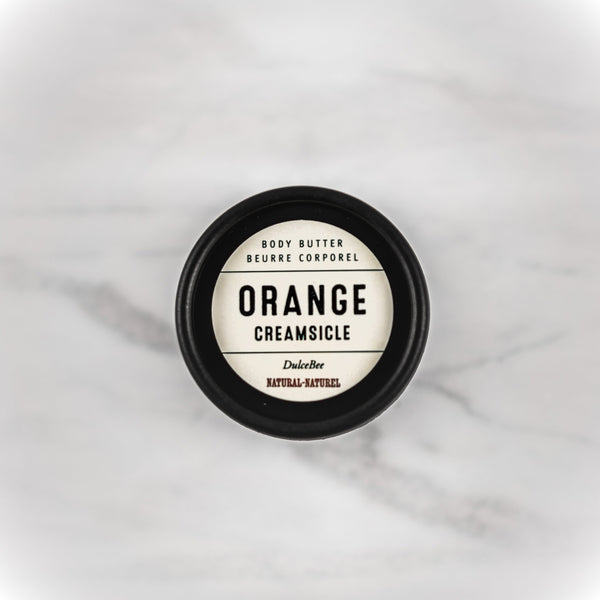 Beurre corporel - Orange Creamsicle par DulceBee vendu par SignéLocal.com