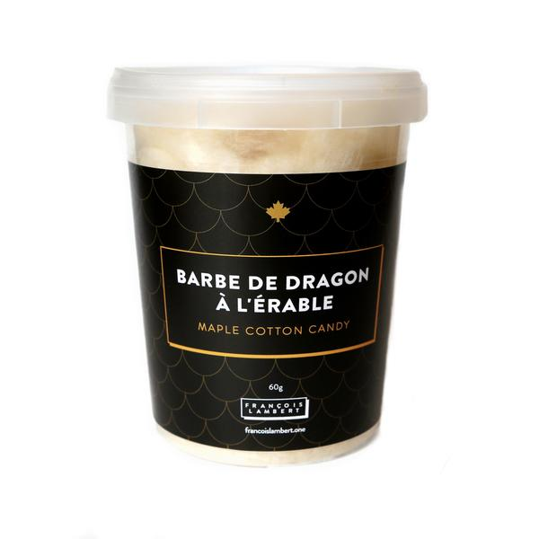 Barbe de dragon à l'érable