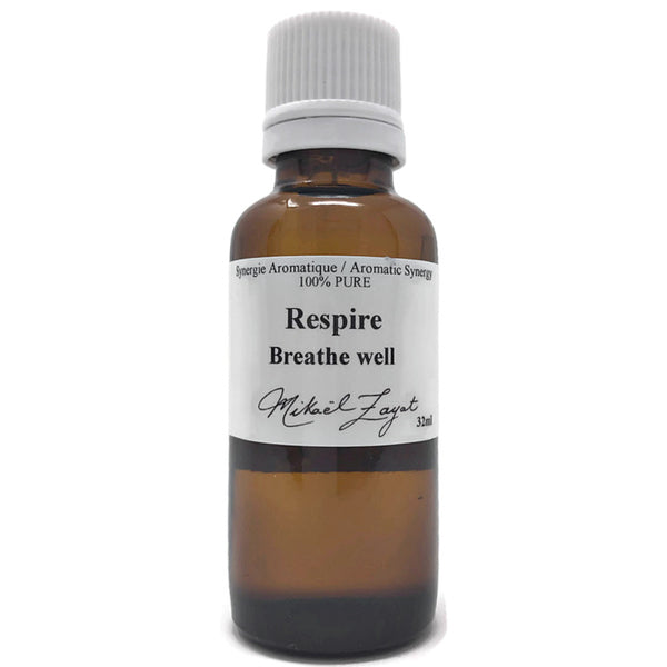 Respire - Synergie pour diffuseur
