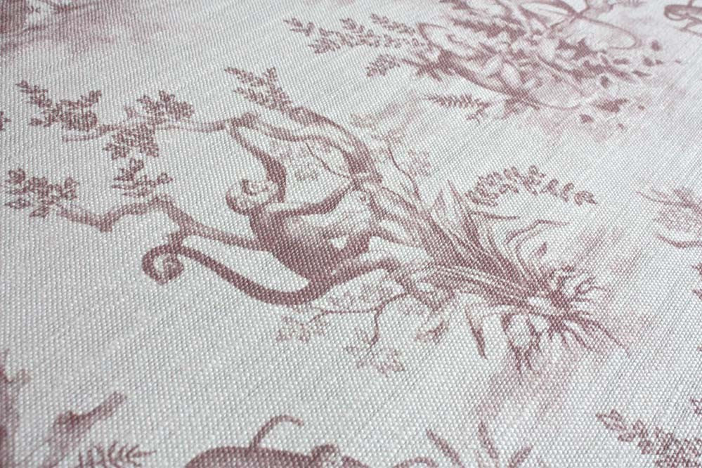cymepaye toile de jouy hunter and rose. Black Bedroom Furniture Sets. Home Design Ideas
