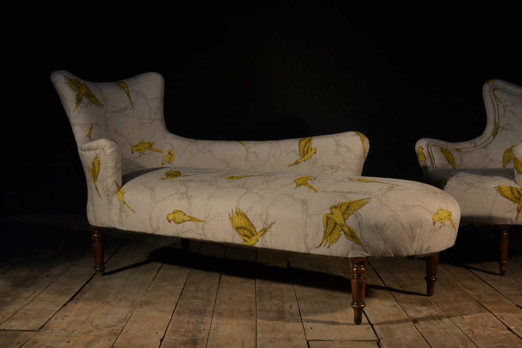19th Century French Louis-Philippe Day Bed. - Hunter and Rose
