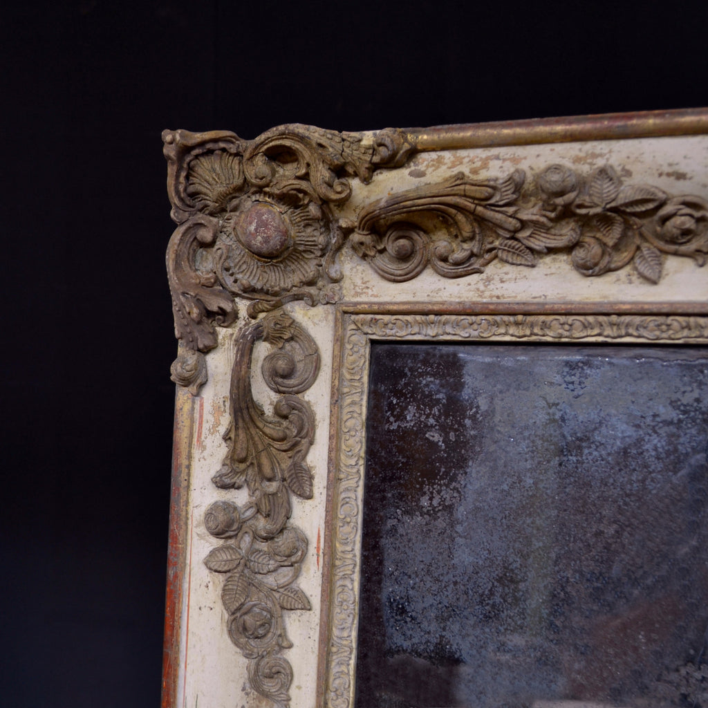 Large Early 19th Century French Empire Mirror, Circa 1820