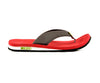 Red & Black Sandal