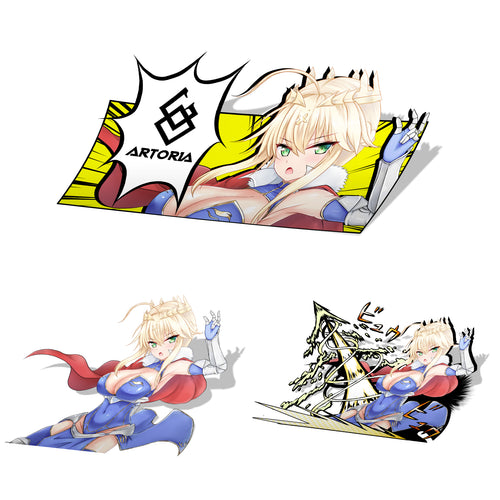 Artoria Stickers