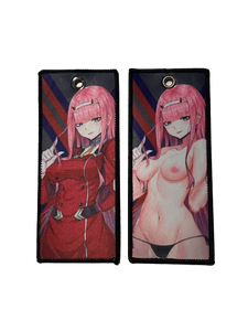 Darling in the Franxx Jet Tag