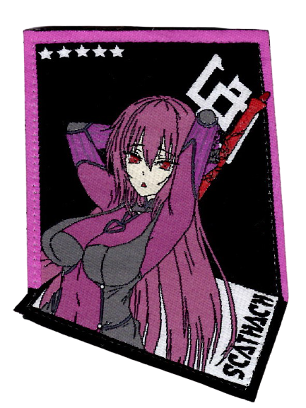 Scathach Patch