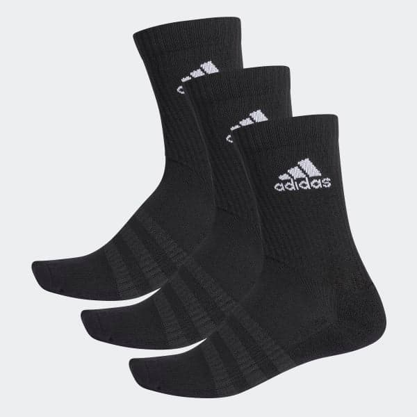 3-Stripes Crew 3-Pack Sokker