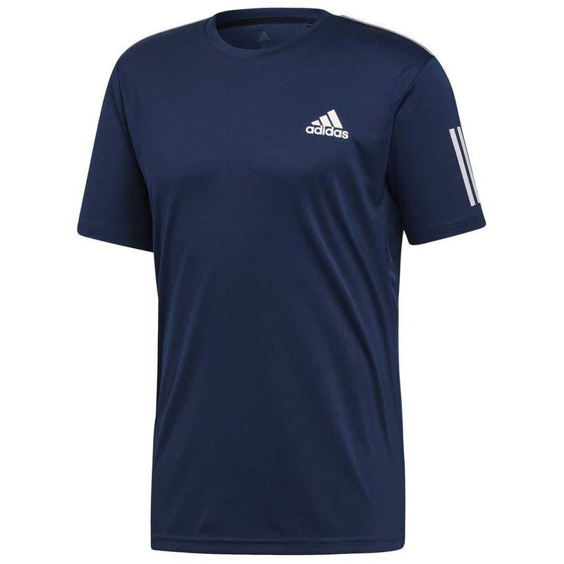 Adidas  Club 3 Stripe T-Shirt