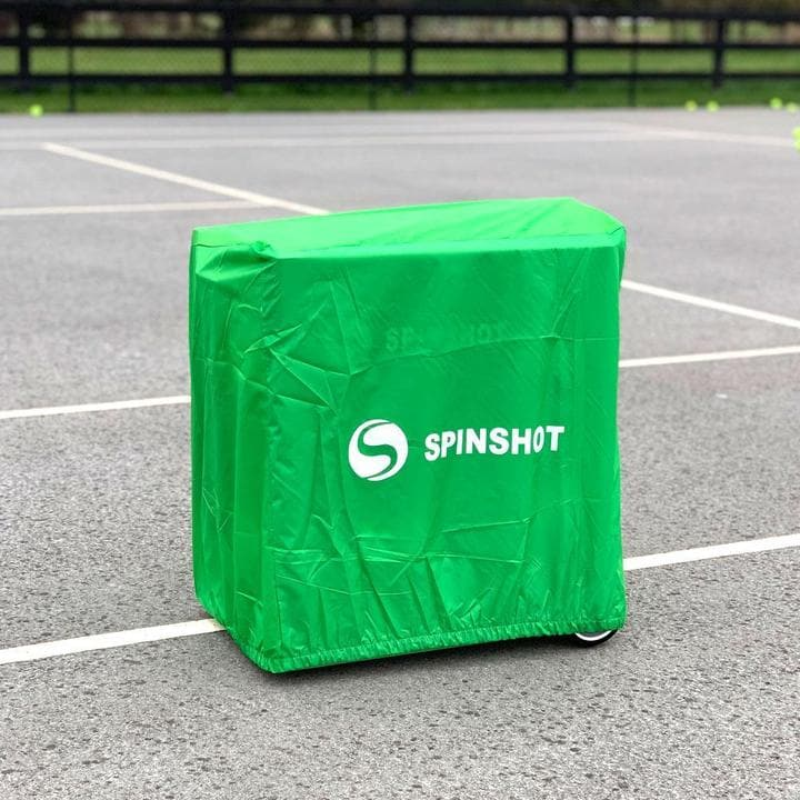 Spinshot Ballmaskin Cover