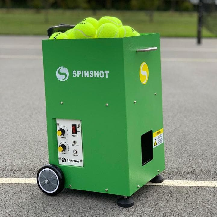 Spinshot Lite 2020 - DEMO