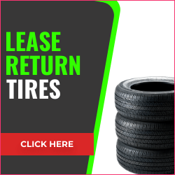 Tires for Off Lease Return