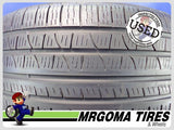 4 PIRELLI SCORPION VERDE A/S RFT 255/50/19 USED TIRES 7.4/32 RMNG BMW 2555019