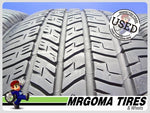 4 GOODYEAR EAGLE RS-A 225/60/18 USED TIRES 7.4/32 RMNG BMW X3 X4 99W 2256018