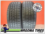 2 NEXEN NFERA RU5 SUV 245/55/19 USED TIRES 10/32 RMNG NO PATCH 245/55R19 2455519