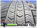 4 GOODYEAR EAGLE SPORT A/S RFT 225/50/18 USED TIRES 9.3/32 RMNG BMW 95V 2255018