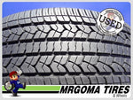 2 GOODYEAR ASSURANCE CS FUEL MAXX 245/55/19 USED TIRES 9.5/32 RMNG 103T 2455519