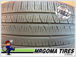 2 PIRELLI SCORPION VERDE A/S RFT XL 255/50/19 USED TIRES 6.8/32 RMNG BMW 2555019