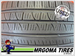 2 PIRELLI SCORPION VERDE A/S RFT XL 255/50/19 USED TIRES 7.6/32 RMNG BMW 2555019