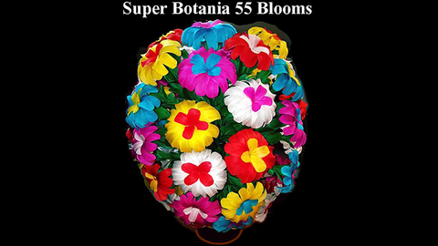 Super Botania 55 Blooms by Tora Magic - Trick
