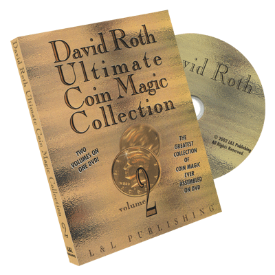 Roth Ultimate Coin Magic Collection Volume 2 - DVD
