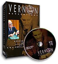 Vernon Revelations #4 (Vol 7 and 8) - DVD