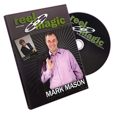 Reel Magic Episode 17 (Mark Mason) - DVD