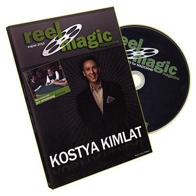 Reel Magic Episode 18 (Kostya Kimlat) - DVD