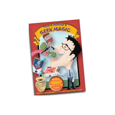 Geek Magic Tomas Medina, DVD