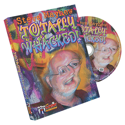 Totally Whacked by Steve Mayhew and The Magic Bakery - DVD