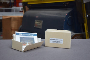 Microchamber - sample box
