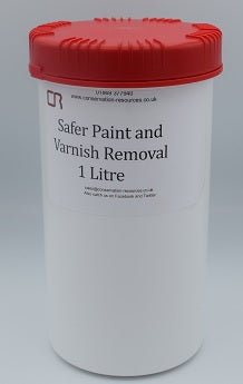 Safer Paint & Varnish Remover 1L