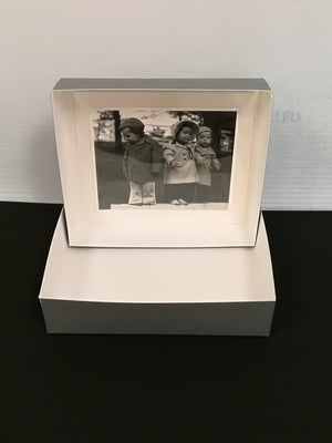 Archival Photographic Print Storage Boxes