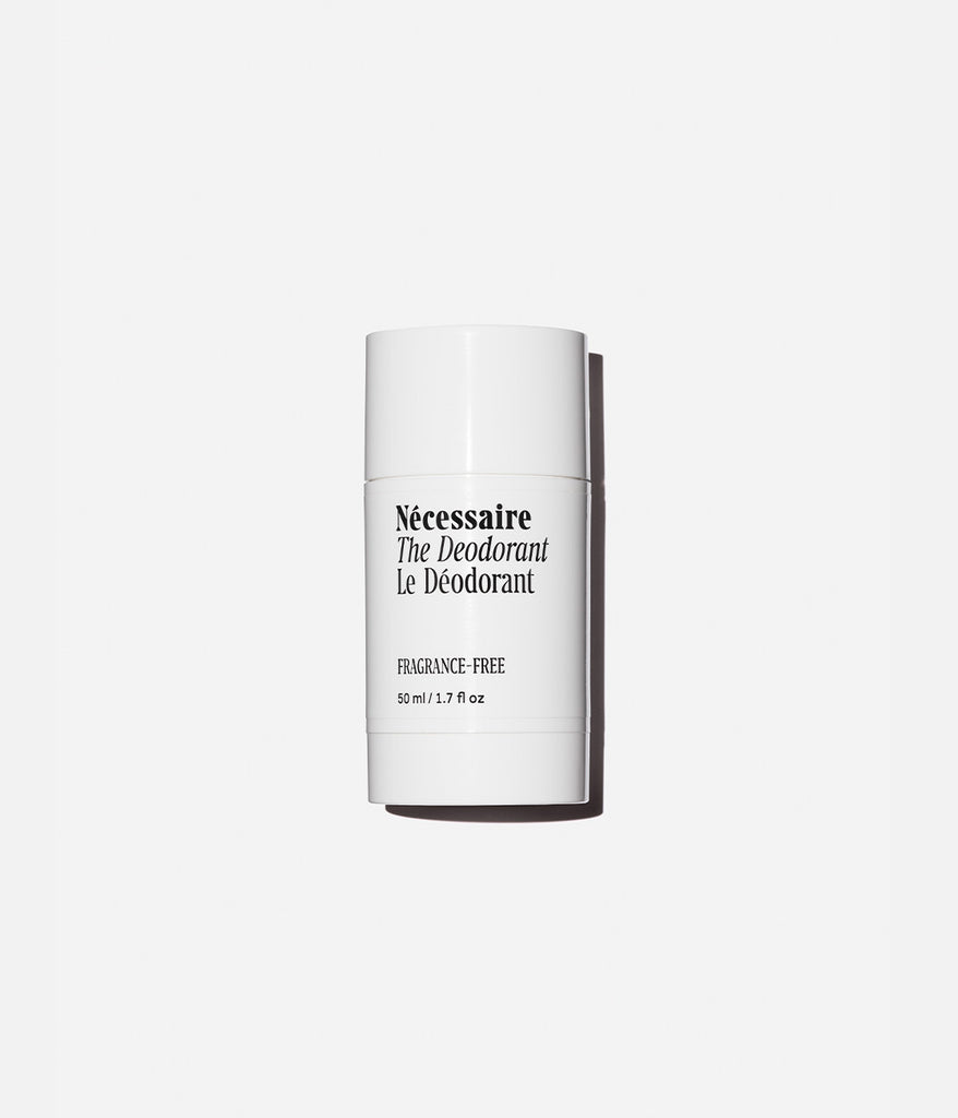 Nécessaire The Deodorant (Fragrance Free). Worldwide Free Shipping - Singapore, Malaysia, Brunei, Philippines, Indonesia, India, Australia, Hong Kong, USA, UAE, Europe!