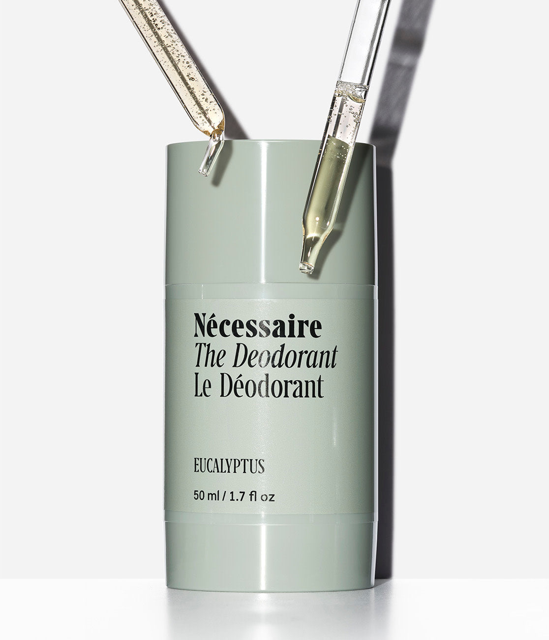Nécessaire The Deodorant (Eucalyptus). Worldwide Free Shipping - Singapore, Malaysia, Brunei, Philippines, Indonesia, India, Australia, Hong Kong, USA, UAE, Europe!