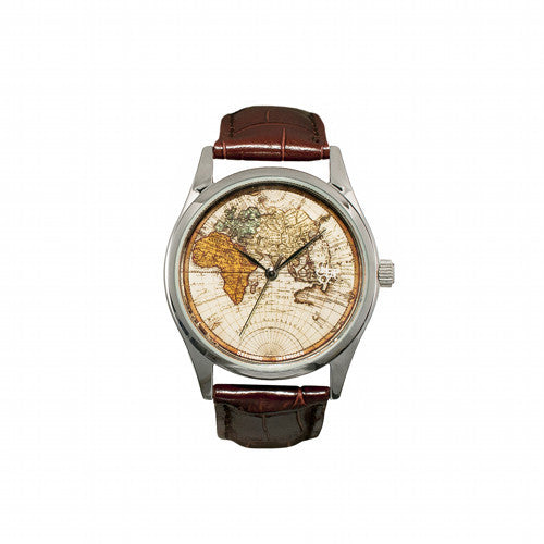 Cheapo Vintage World Watch - Plus Minus