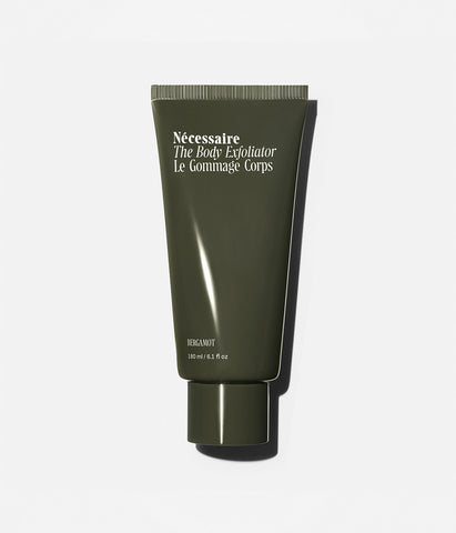 Nécessaire The Body Exfoliator (Bergamot). Worldwide Free Shipping - Singapore, Malaysia, Brunei, Philippines, Indonesia, India, Australia, Hong Kong, USA, UAE, Europe!