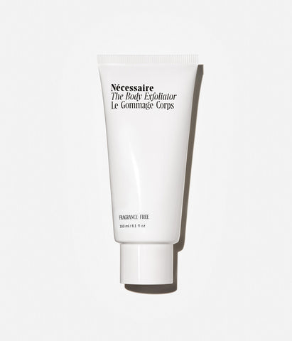 Nécessaire The Body Exfoliator (Fragrance Free). Worldwide Free Shipping - Singapore, Malaysia, Brunei, Philippines, Indonesia, India, Australia, Hong Kong, USA, UAE, Europe!