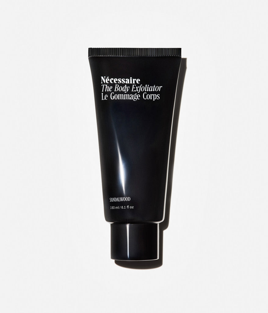 Nécessaire The Body Exfoliator (Sandalwood). Worldwide Free Shipping - Singapore, Malaysia, Brunei, Philippines, Indonesia, India, Australia, Hong Kong, USA, UAE, Europe!