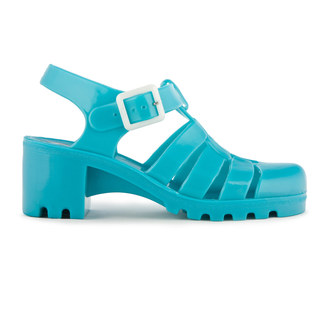 JUJU Babe (Fluro Turquoise) UK 6 - Defected