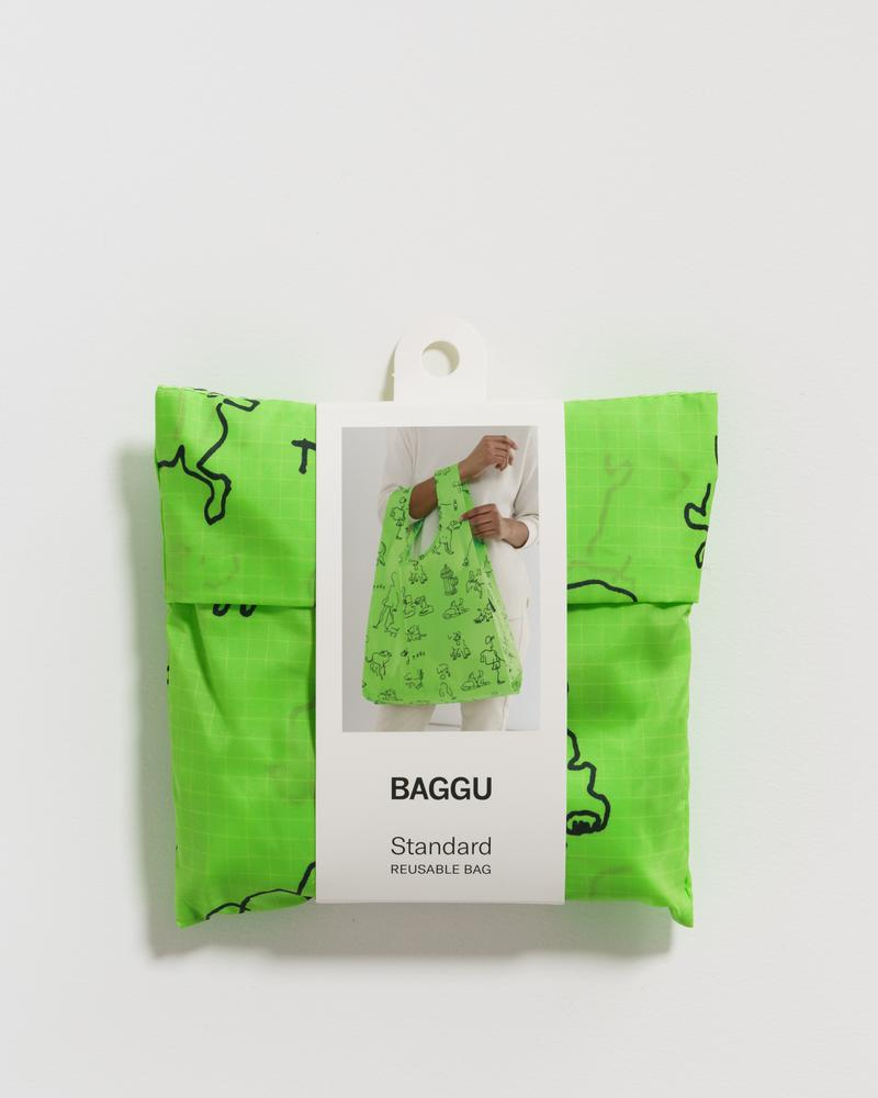 BAGGU Standard Baggu (Doggu). Worldwide Free Shipping - Singapore, Malaysia, Brunei, Indonesia, India, Japan, Hong Kong, USA, UAE and Europe!
