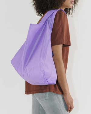 BAGGU Standard Baggu (Amethyst). Worldwide Free Shipping - Singapore, Malaysia, Brunei, Indonesia, India, Japan, Hong Kong, USA, UAE and Europe!