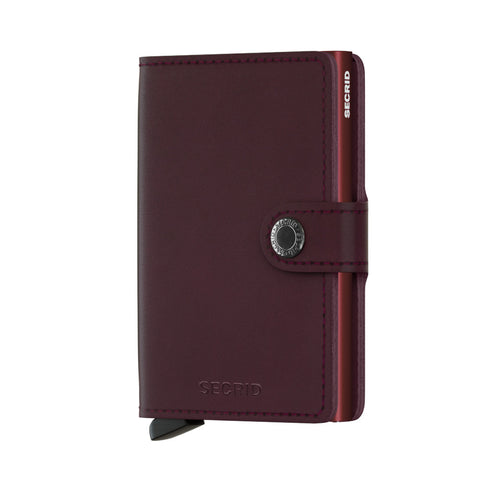 Miniwallet (Original Bordeaux)