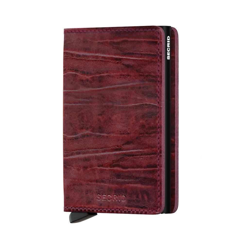 Slimwallet ( Dutch Martin Bordeaux )