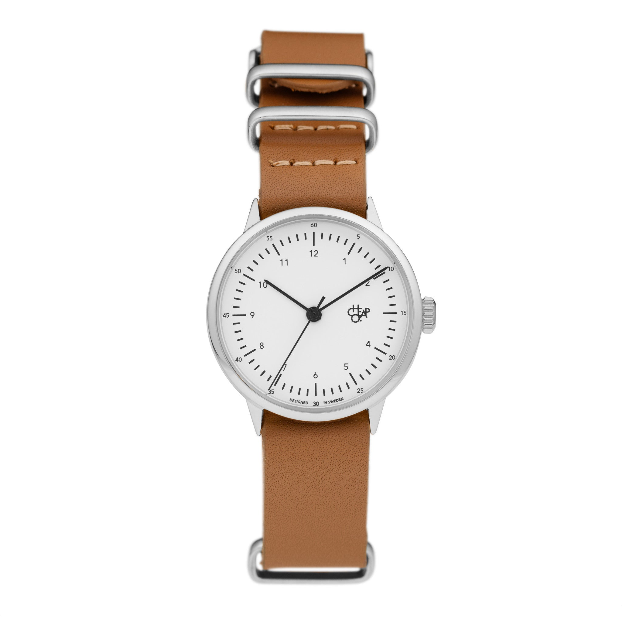Harold Mini (Brown Genuine Leather) - Plus Minus