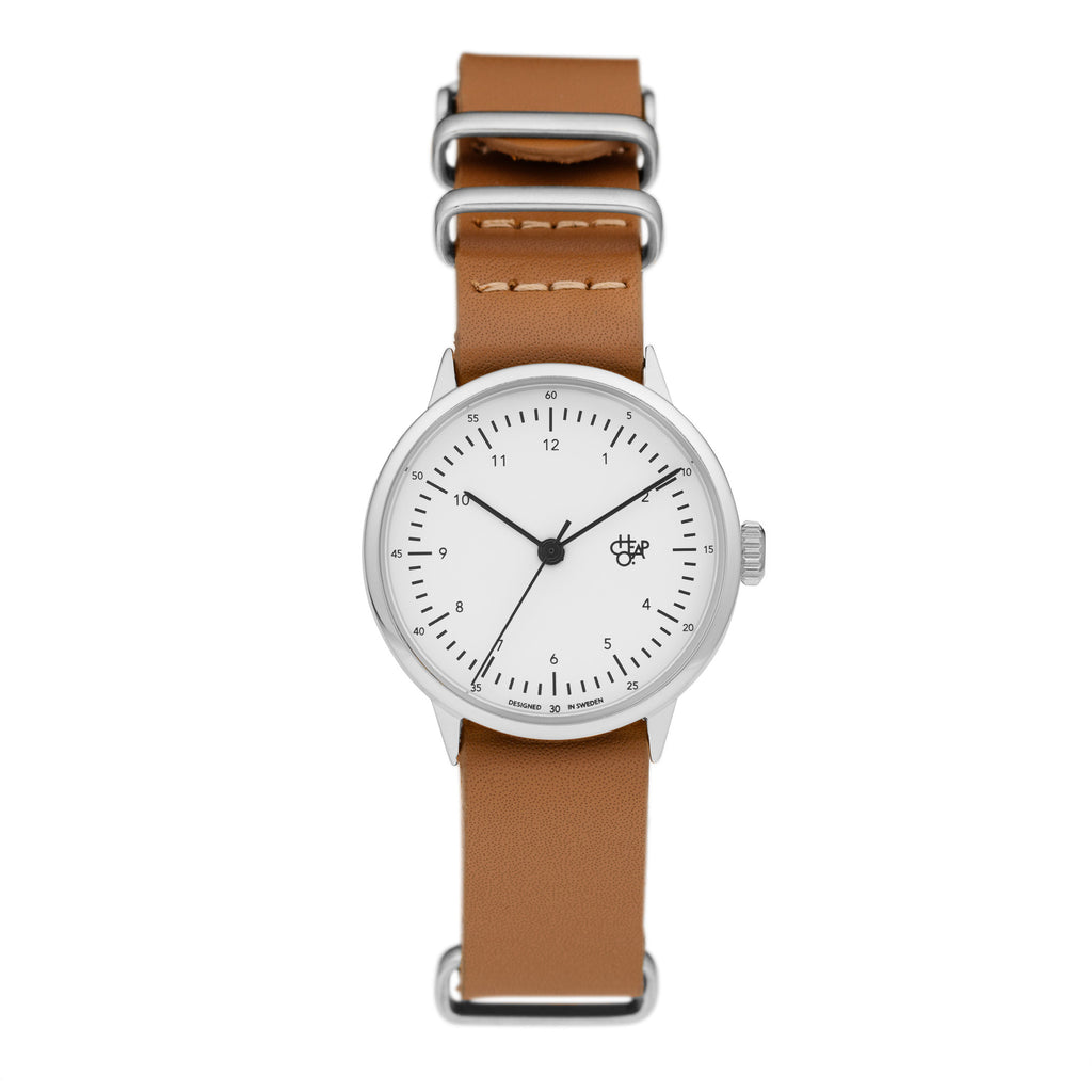 Harold Mini (Brown Genuine Leather)