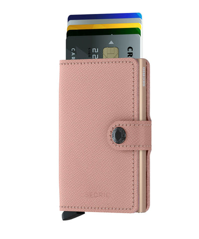 Secrid Miniwallet (Crisple Rose Floral). Worldwide Free Shipping - Singapore, Malaysia, Brunei, Indonesia, Hong Kong, USA, Europe!