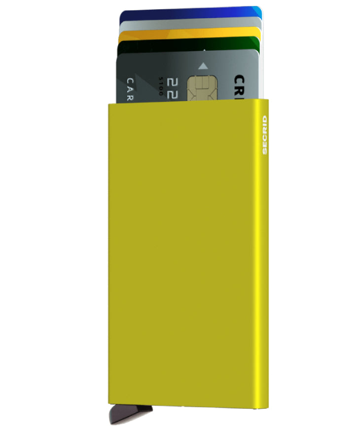 Secrid Cardprotector (Lime)