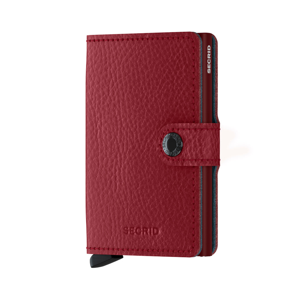 Secrid Miniwallet (Vegetable Rosso)